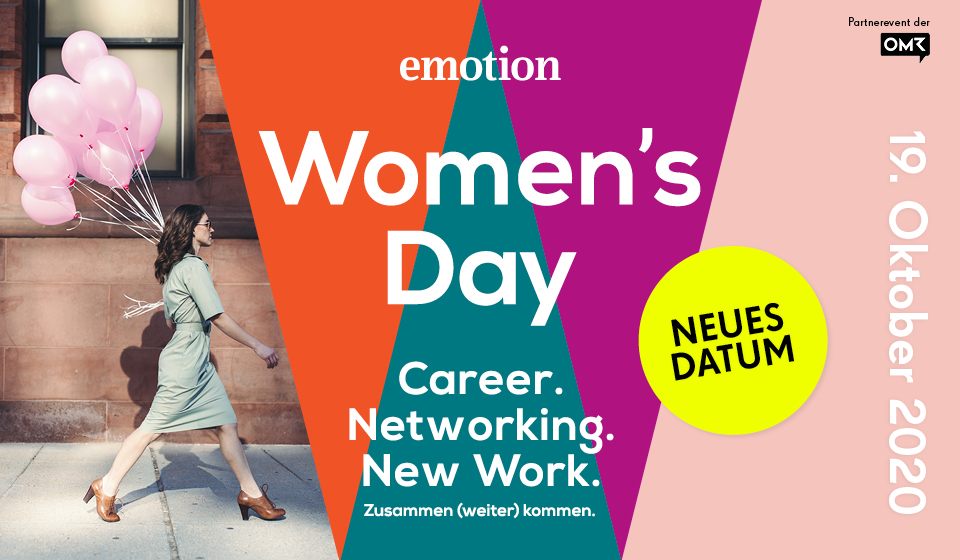 Emotion Womens Day 2020