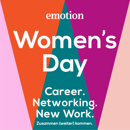 Header emotion womens day - mobile