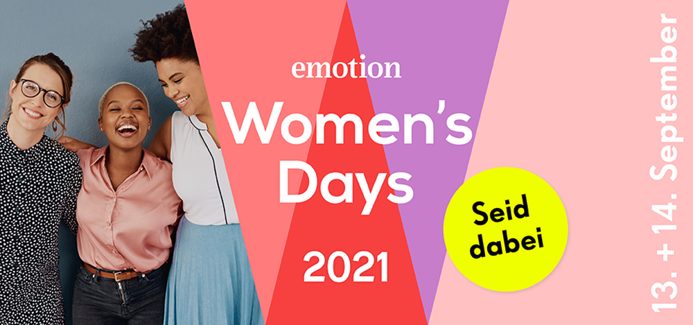 emotion womens days 2021