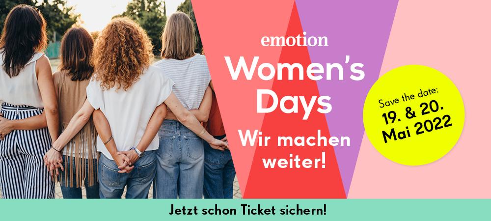 emotion womens days 2022