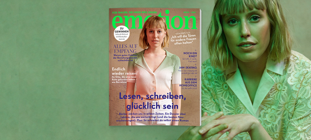 EMOTION 08/09 - 2021 Titelbild