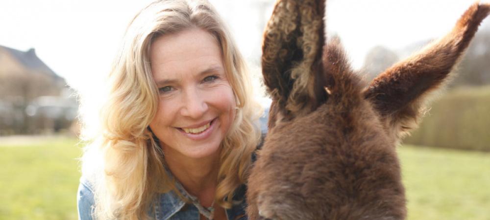 Mareile Braun & Esel Pete