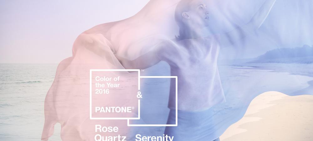 Pantone Jahresfarben 2016 Serenity Rose Quartz