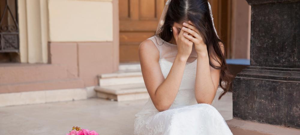 Frau will nicht heiraten