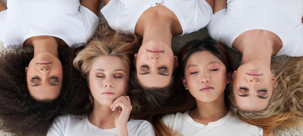 Frauen und ihre Träume
