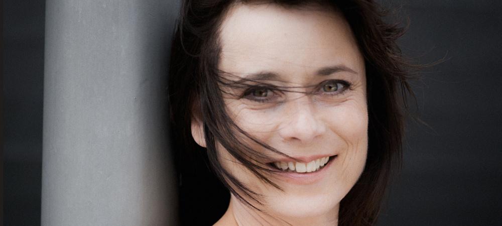 Schauspielerin Inka Friedrich