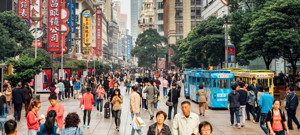 Job-Regeln China