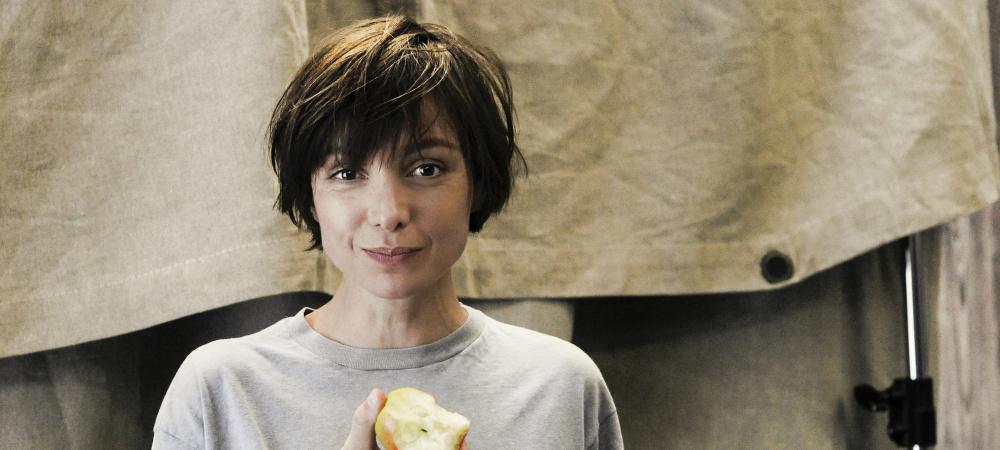 Schauspielerin Julia Koschitz