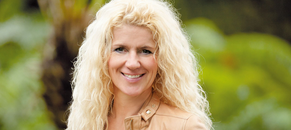 Mentorin Klara Ahlers
