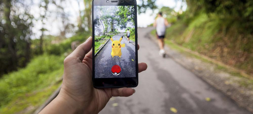 Fitness mit Pokemón Go