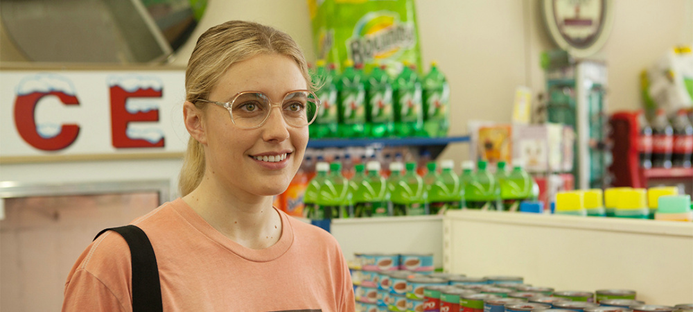 Greta Gerwig in Wiener Dog (Film)