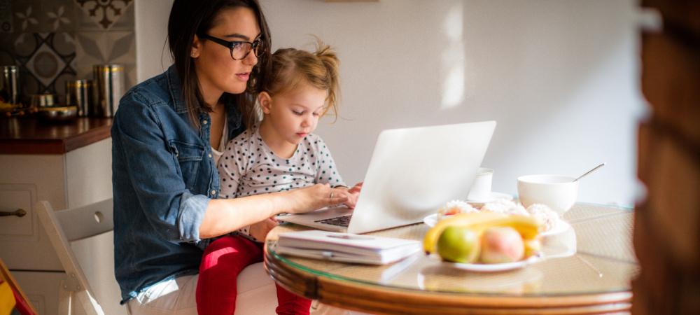 Beruf und Familie verbinden