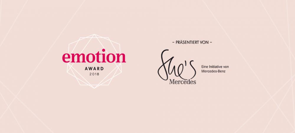 EMOTION.award 2018