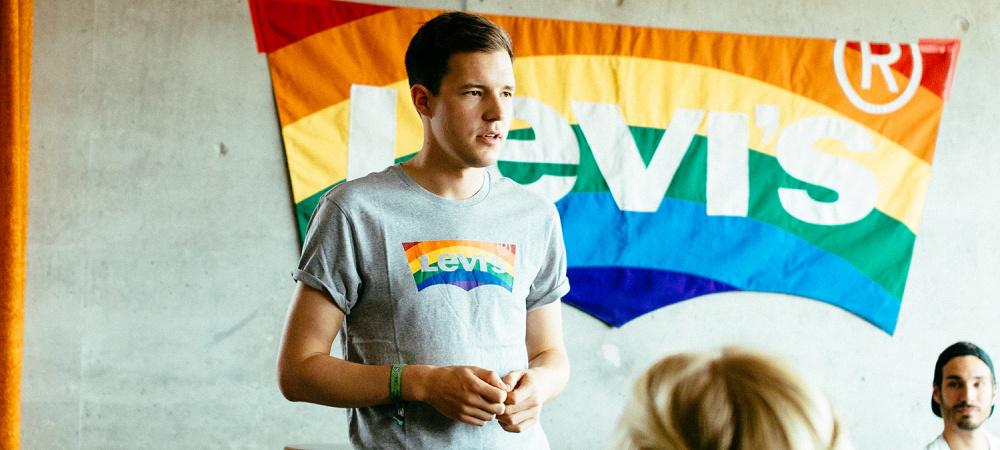 Levis Pride Brunch