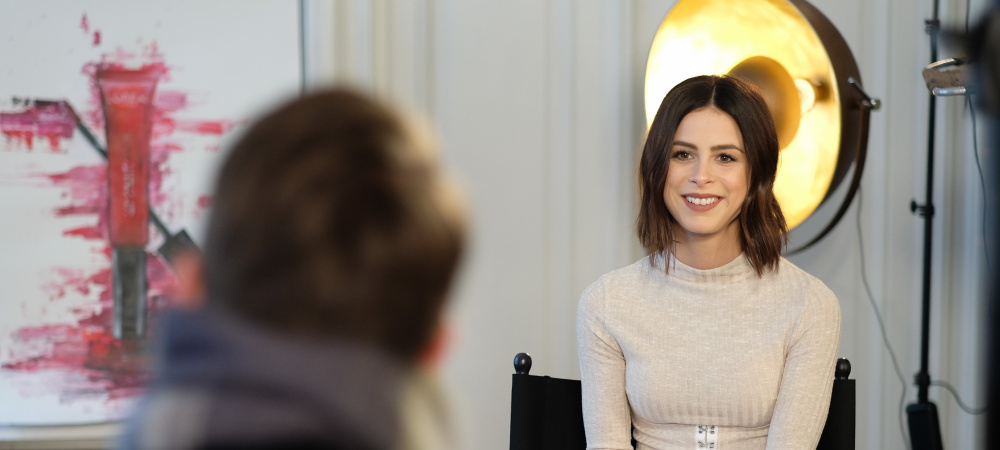 Lena Meyer-Landrut Interview Berlinale 3
