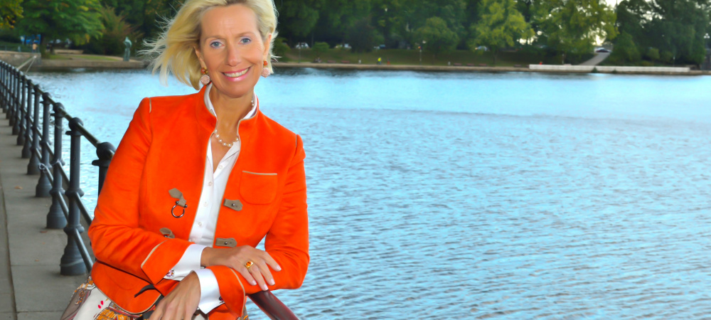 Mentorin Kristina Tröger
