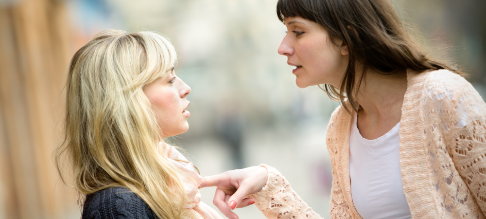 Schwägerinnen Konflikt