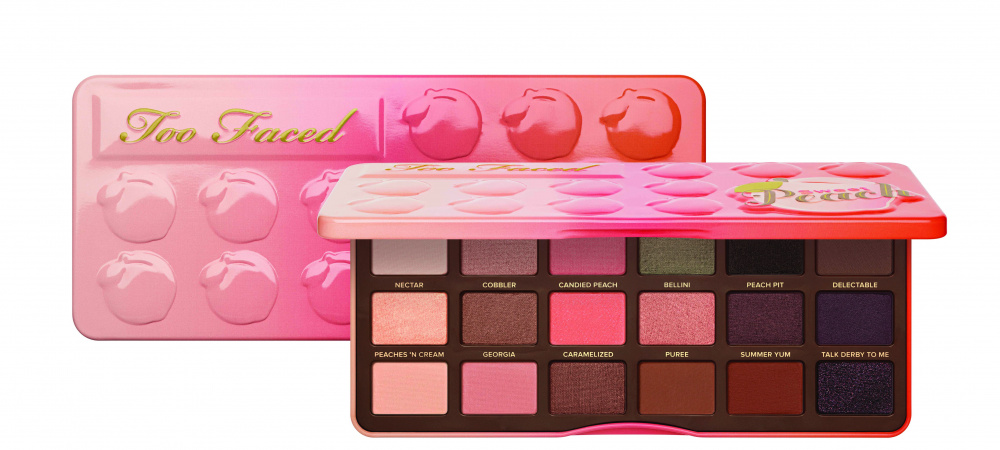Too Faced, Sweet Peach Eye Shadow Palette