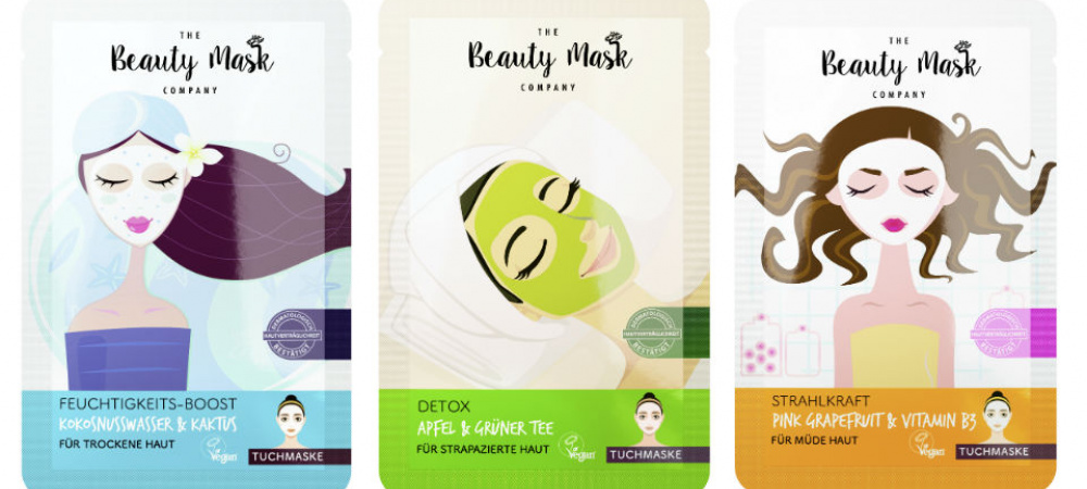 The Beauty Mask Company Produkte