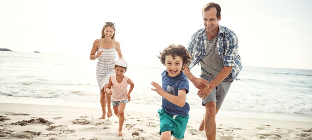 Urlaub mit der Exfamilie