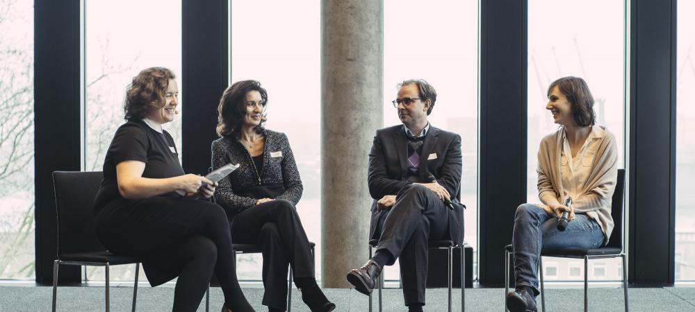 Women's Business Day Talkrunde