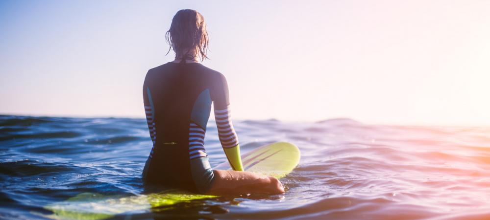 Die Wellen des Lebens