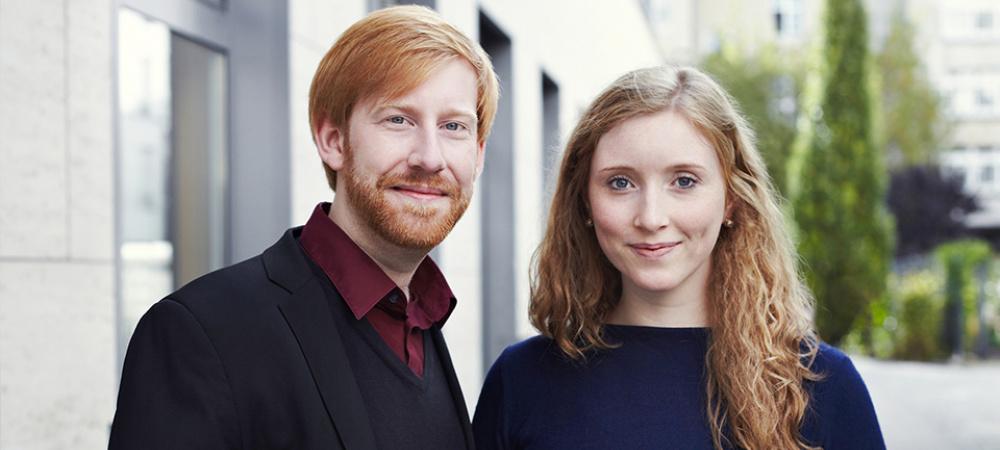 Tim Janßen und Nora Sophie Griefahn