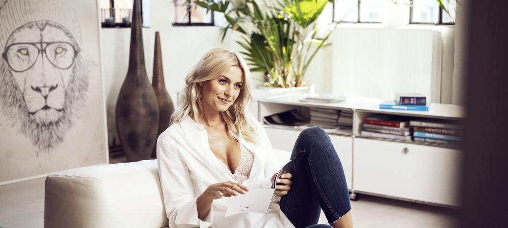 Lena Gercke: Das hier sieht an Frauen