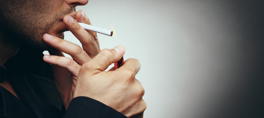Rauchen belastet bezieheng