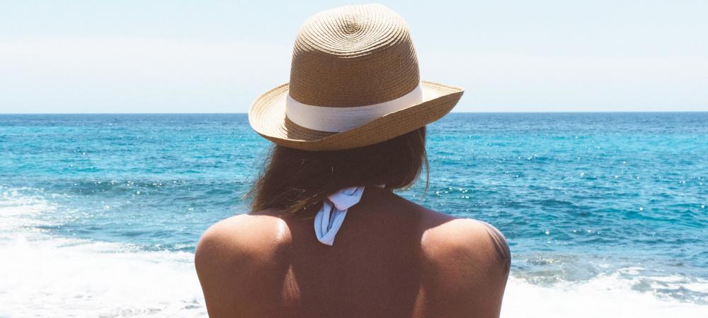 Sonnenpflege: rundum geschützt