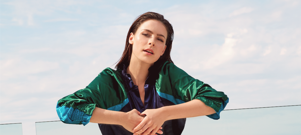 Lena Meyer-Landrut beim EMOTION Cover Shooting