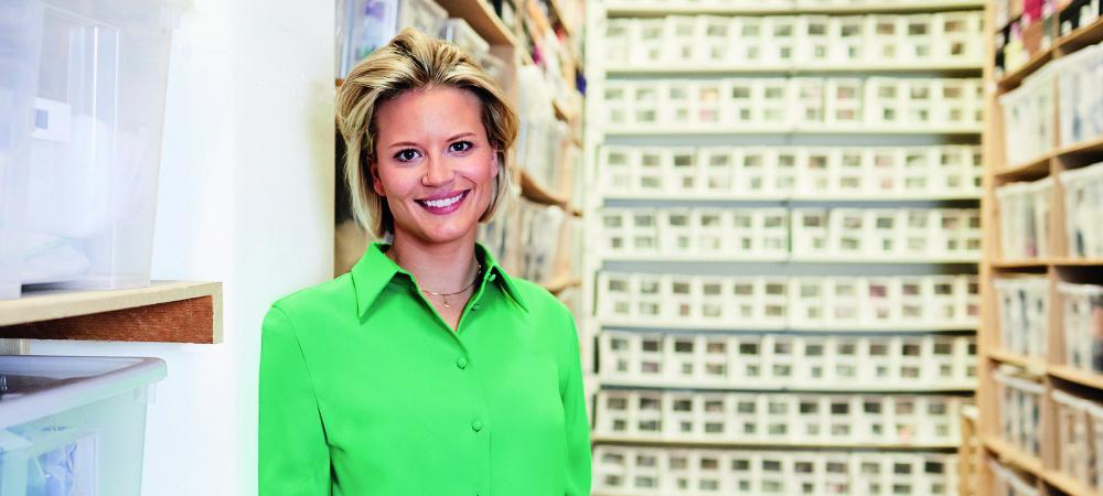 Kreative Karriere Cecile Wickmann