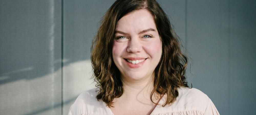Mentorin Jeannette Gusko