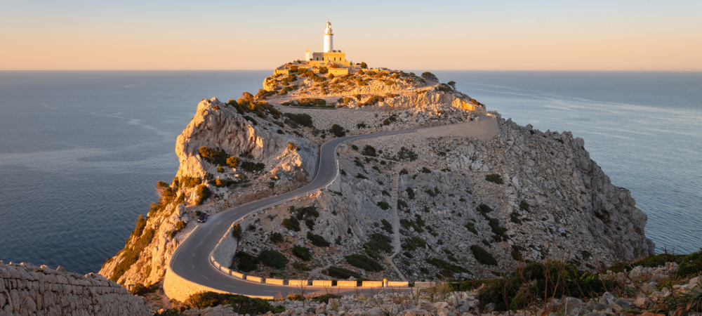 Küstenstraße Mallorca