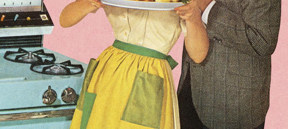 Corona: Frauenbild wie in den Fünfzigerjahren
