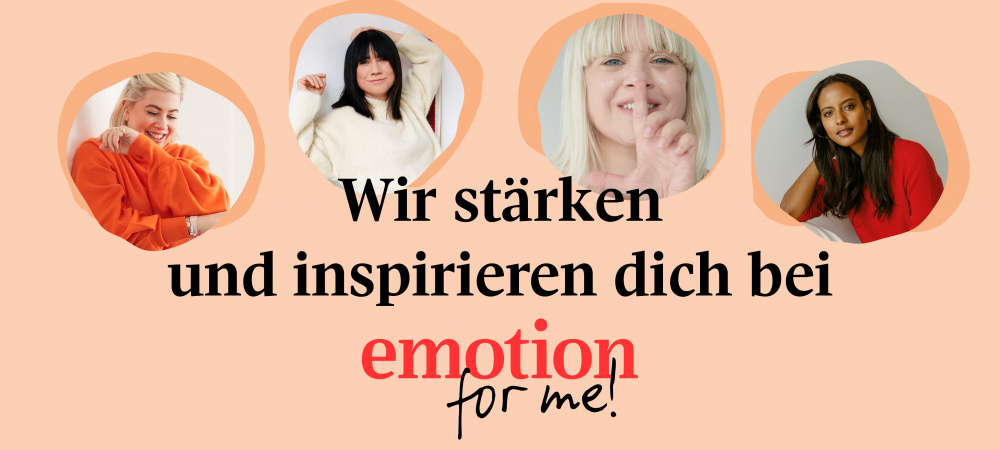EMOTION for me - das digitale Programm
