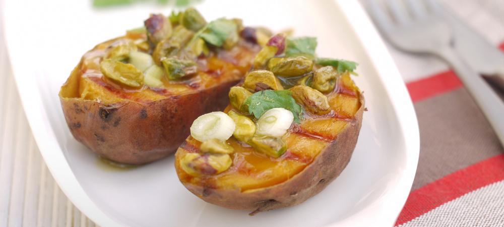 Elbcuisine Süßkartoffeln