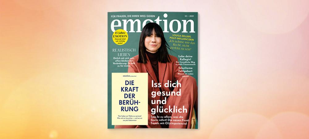 EMOTION Magazin März 2021