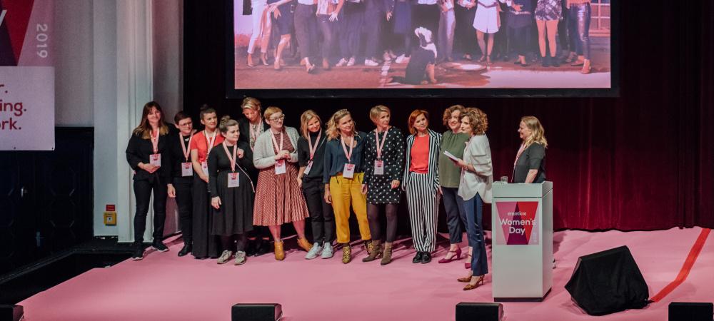EWD 2019: Das EMOTION-Team