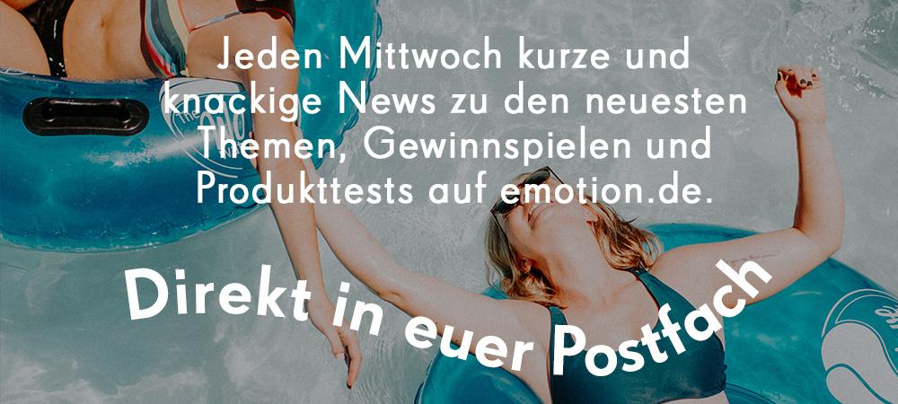 Emotion Newsletter Banner