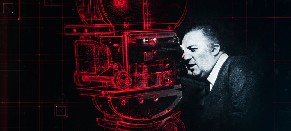Fellini Forward Filmposter