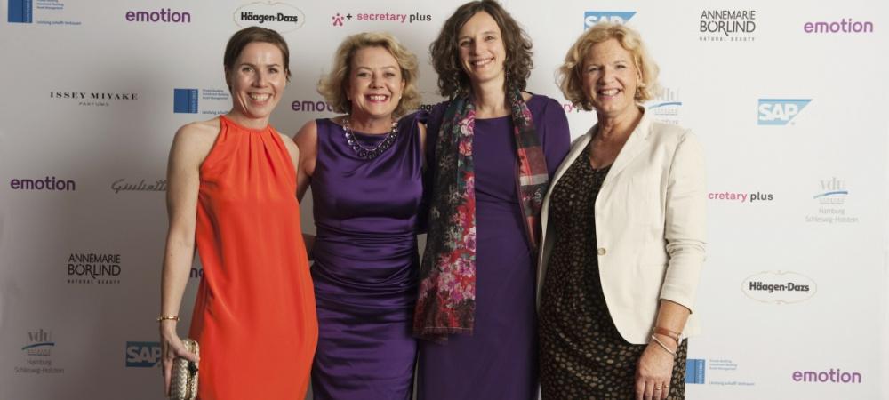 Frauen für die Zukunft Gala 2012
