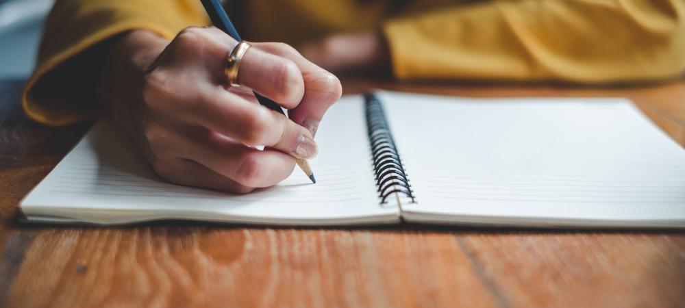 Haiku schreiben: Entspannung durch Gedichte