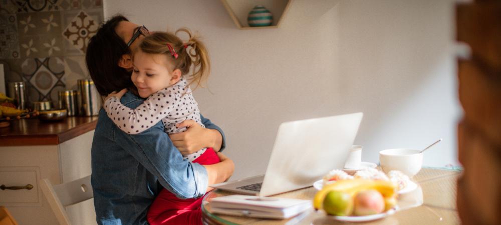 Home Office mit Kindern: Die besten Tipps