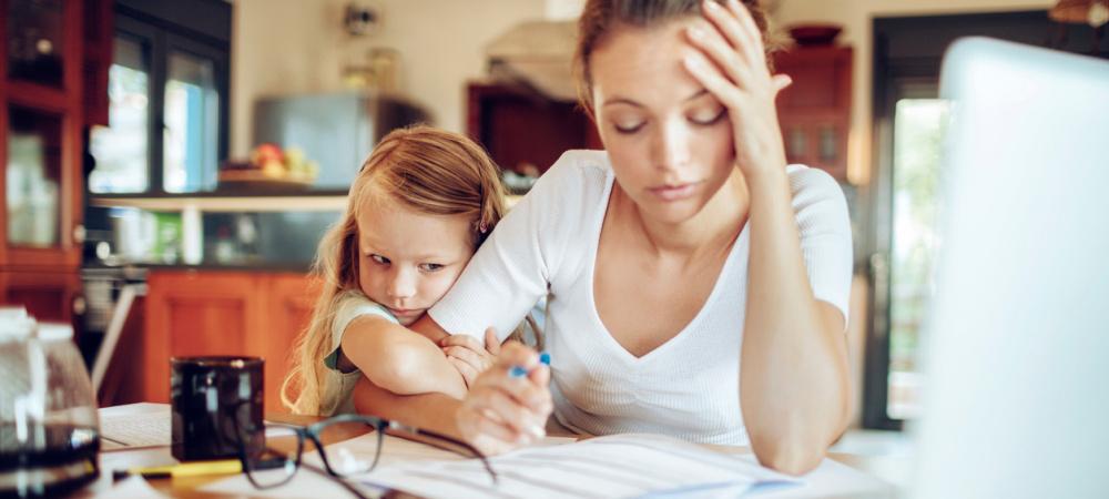 Home Office mit Kleinkind - wieso das so schwierig ist