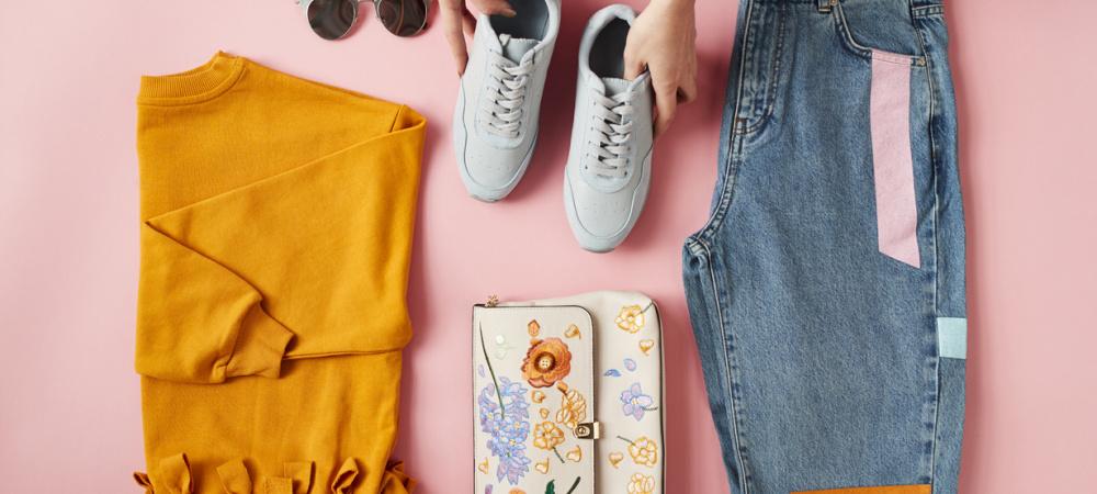 Frühlingstrends 2019: Mode Shoppen