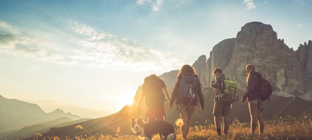 Wandern in Südtirol