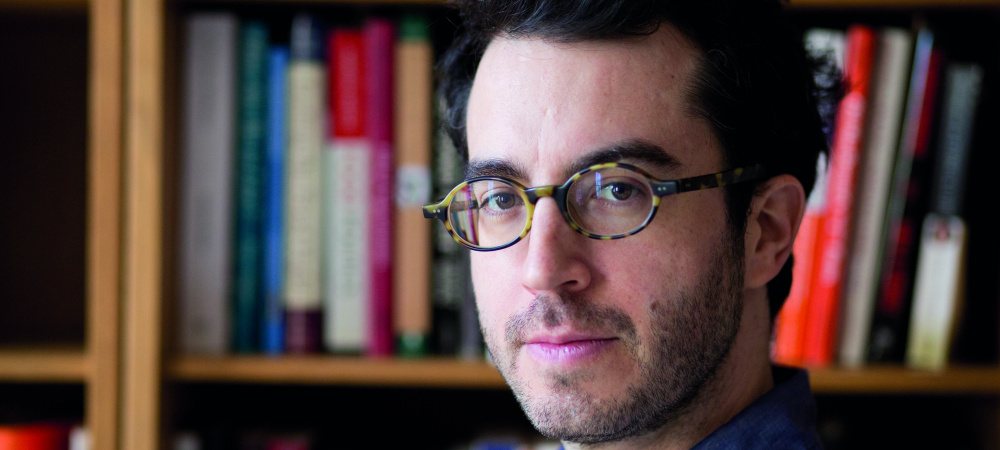 Jonathan Safran Foer Interview