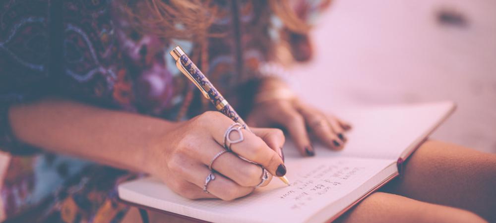 Journaling: Tagebuch schreiben