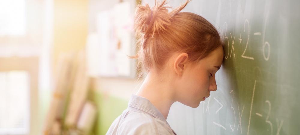 Kinder im Burnout: Stress in der Schule und von den Eltern